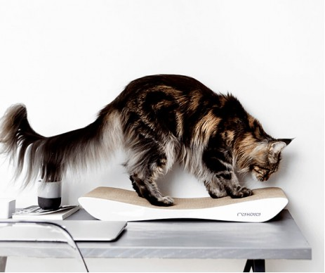 My Kotty TOBI white Когтеточка для котов