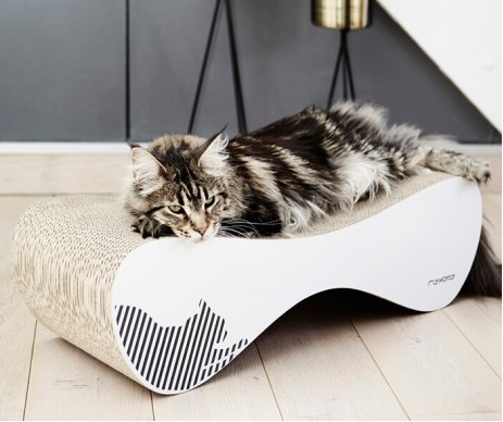 My Kotty VIGO white Когтеточка для котов