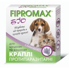 FIPROMAX Капли от блох и клещей для котят и щенков, 1 пипетка