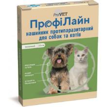 """ProVET Ошейник """"Профилайн"""" антиблошиный для собак и кошек"""