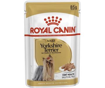 Royal Canin Dog YORKSHIRE ADULT Wet
