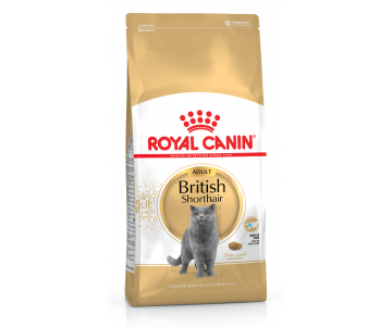 Royal Canin Cat BRITISH SHORTHAIR ADULT