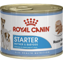 Royal Canin Dog STARTER MOUSSE