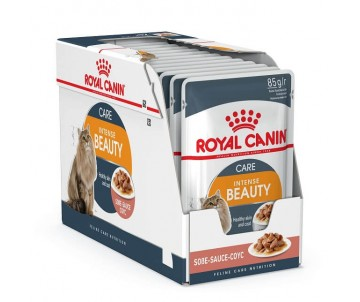 Royal Canin Cat INTENSE BEAUTY IN GRAVY Wet