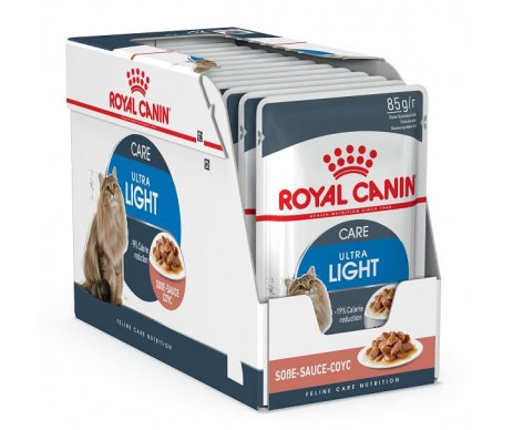 Royal Canin Cat ULTRA LIGHT Wet