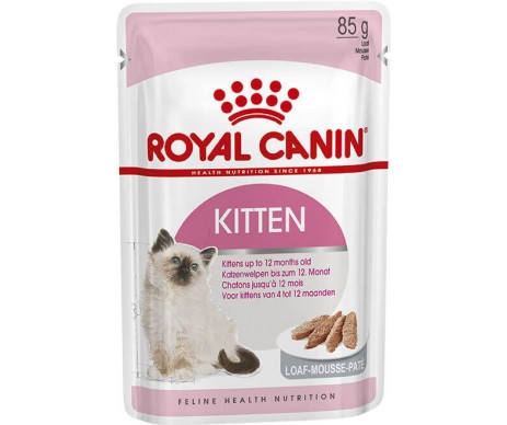 Royal Canin Cat KITTEN LOAF Wet