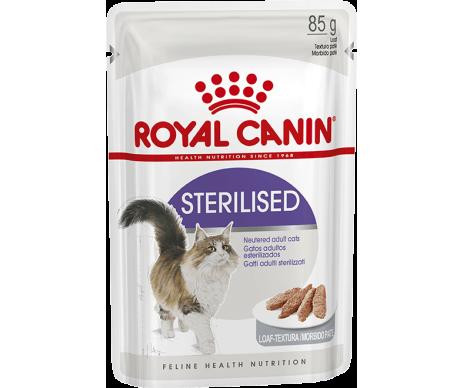 Royal Canin Cat STERILIZED LOAF Wet