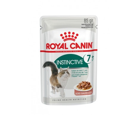 Royal Canin Cat INSTINCTIVE 7+ Wet