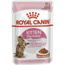 Royal Canin Cat KITTEN STERILISED Wet