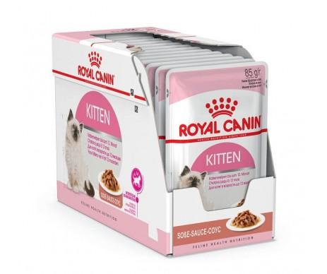 Royal Canin Cat KITTEN INSTINCTIVE IN GRAVY Wet