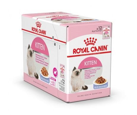 Royal Canin Cat KITTEN INSTINCTIVE IN JELLY Wet