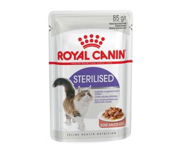 Royal Canin Cat STERILISED Wet