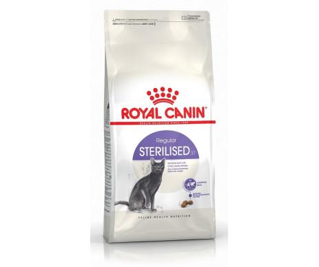Royal Canin STERILISED сухой корм для стерилизованных кошек от 1 года до 7 лет