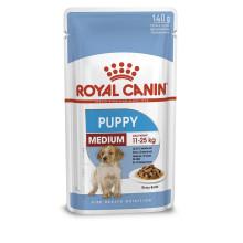 Royal Canin Dog MEDIUM PUPPY Wet