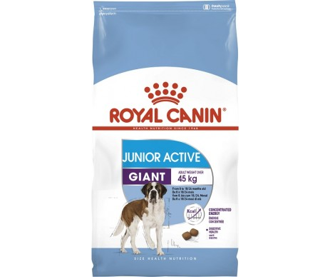Royal Canin Dog Giant Junior Active Puppy