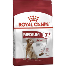 Royal Canin Dog MEDIUM ADULT 7+