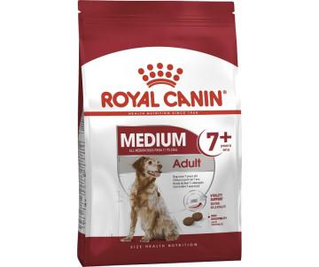 Royal Canin Dog MEDIUM ADULT 7+