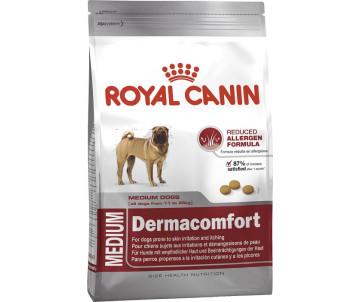 Royal Canin Dog MEDIUM DERMACOMFORT