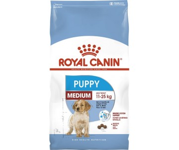 Royal Canin Dog MEDIUM PUPPY