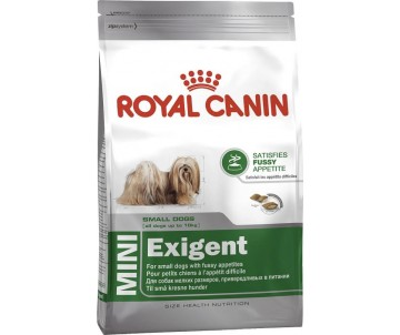 Royal Canin Dog MINI EXIGENT