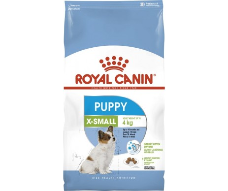 Royal Canin Dog XSMALL PUPPY