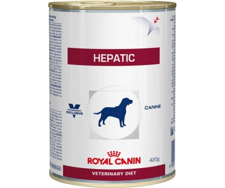 Royal Canin Dog VD HEPATIC CANINE Wet