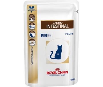 Royal Canin GASTRO-INTESTINAL FELINE влажный корм для кошек при нарушении пищеварения
