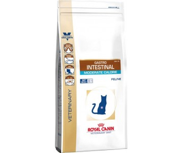 Royal Canin Cat GASTRO INTESTINAL MODERATE CALORIE FELINE