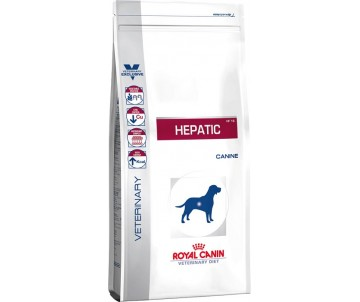 Royal Canin Dog VD HEPATIC CANINE