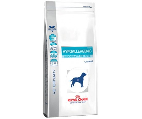 Royal Canin Dog VD HYPOALLERGENIC MODERATE CALORIE CANINE