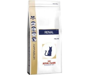 Royal Canin RENAL FELINE диета для кошек с хронической почечной недостаточностью