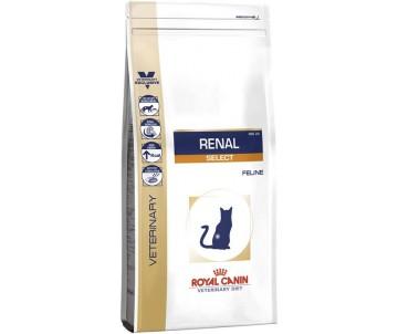 Royal Canin RENAL SELECT FELINE диета для кошек с хронической почечной недостаточностью