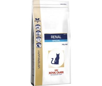 Royal Canin RENAL FELINE SPECIAL диета для кошек с хронической почечной недостаточностью