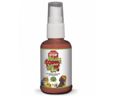 SynergyLabs Fooey спрей Антигрызин для собак, кошек и грызунов, горькое средство