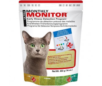 Litter Pearls MonthlyMonitor индикатор рН мочи котов