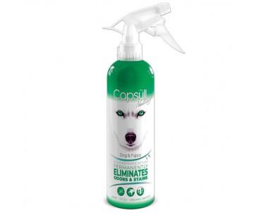 Capsull Neutralizor Dog & Puppy биоензимное средство для удаления пятен и запаха собак