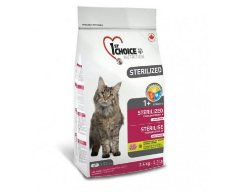 1st Choice Cat Sterilized Chicken