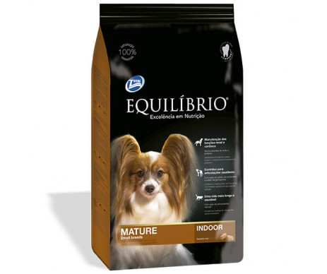Equilibrio Dog Mature Small Breeds Indoor