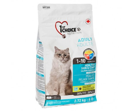 1st Choice Cat Adult Healthy Skin&Coat