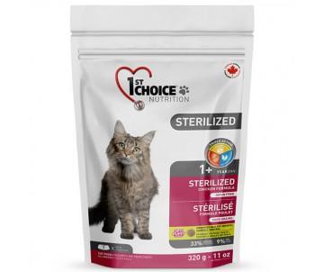 1st Choice Cat Adult Sterilized Chicken