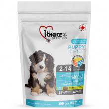1st Choice Dog Puppy Medium Large Chicken