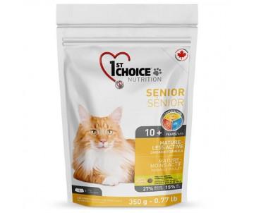 1st Choice Cat Senior Mature Less Aktiv
