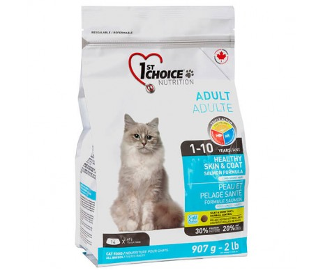 1st Choice Cat Adult Healthy Skin Coat