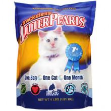 Litter Pearls TrackLess кварцевый наполнитель для туалетов котов