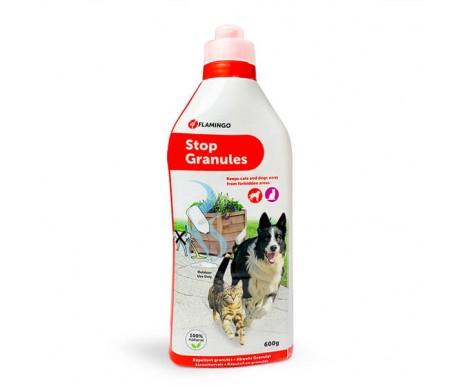 """Flamingo Stop Granules отпугивающие гранулы от """"запрещенных"""" зон для кошек и собак"""