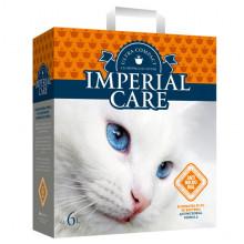 Imperial Care Silver Ions с ионами серебра ультра-комкующийся наполнитель в кошачий туалет с антибактериальным свойством
