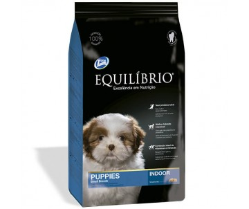 Equilibrio Puppies Small Breeds Indoor