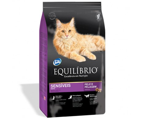 Equilibrio Cat Adult Sensitive