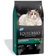 Equilibrio Cat Mature Castrados Indoor