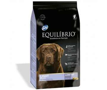 Equilibrio Dog Adult Light All Breeds Low Fat